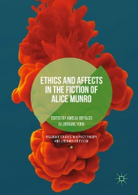 Cover Ethics and Affects in the Fiction of Alice Munro