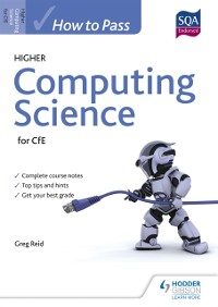 Cover How to Pass Higher Computing Science