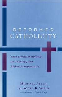 Cover Reformed Catholicity