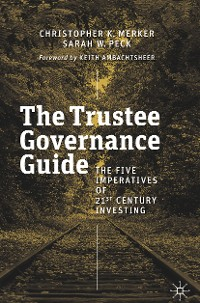 Cover The Trustee Governance Guide
