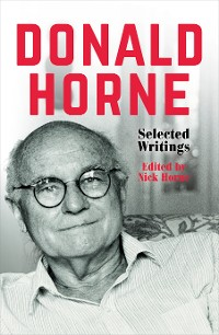 Cover Donald Horne