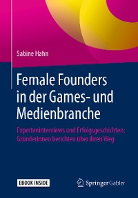 Cover Female Founders in der Games- und Medienbranche