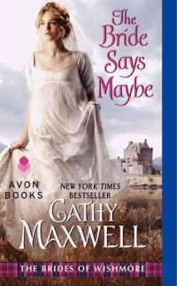 Cover Bride Says Maybe