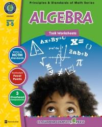 Cover Algebra - Task Sheets Gr. 3-5
