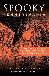 Cover Spooky Pennsylvania