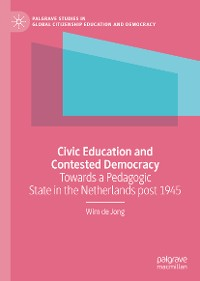 Cover Civic Education and Contested Democracy