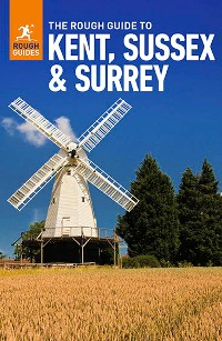 Cover Rough Guide to Kent, Sussex & Surrey (Travel Guide eBook)