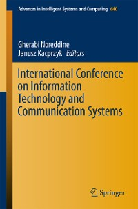 Cover International Conference on Information Technology and Communication Systems