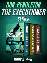 Cover The Executioner Series Books 4–6
