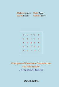 Cover Principles of Quantum Computation and Information