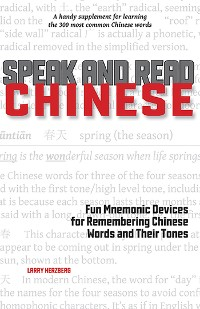 Cover Speak and Read Chinese