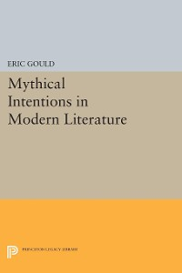 Cover Mythical Intentions in Modern Literature