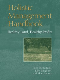 Cover Holistic Management Handbook