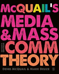 Cover McQuail's Media and Mass Communication Theory