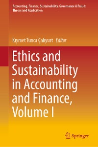 Cover Ethics and Sustainability in Accounting and Finance, Volume I