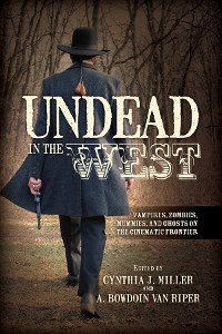 Cover Undead in the West