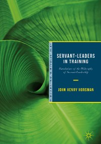 Cover Servant-Leaders in Training