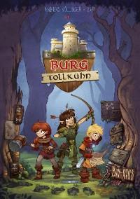 Cover Burg Tollkühn