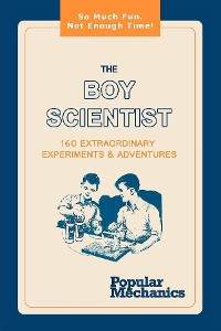 Cover The Boy Scientist