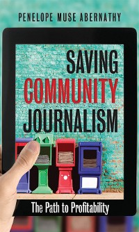 Cover Saving Community Journalism
