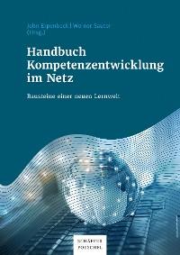 Cover Handbuch Kompetenzentwicklung im Netz