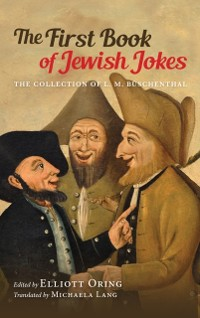 Cover First Book of Jewish Jokes