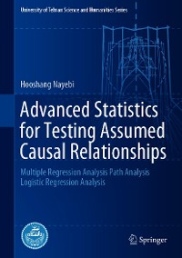 Cover Advanced Statistics for Testing Assumed Causal Relationships