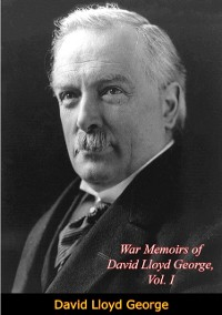 Cover War Memoirs of David Lloyd George, Vol. I