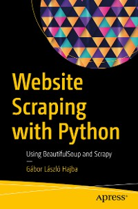 Cover Website Scraping with Python