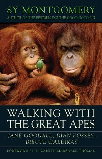 Cover Walking with the Great Apes