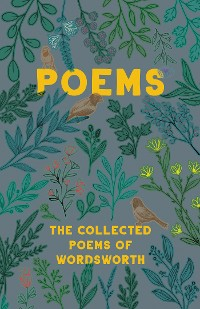 Cover Poems - The Collected Poems of Wordsworth