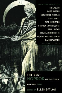 Cover The Best Horror of the Year