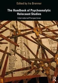 Cover Handbook of Psychoanalytic Holocaust Studies