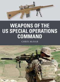 Cover Weapons of the US Special Operations Command