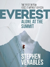 Cover Everest: Alone at the Summit