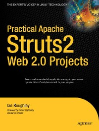 Cover Practical Apache Struts 2 Web 2.0 Projects