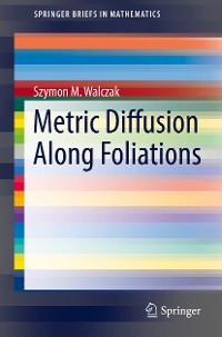 Cover Metric Diffusion Along Foliations