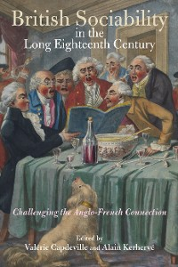 Cover British Sociability in the Long Eighteenth Century
