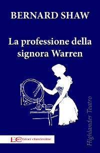 Cover La professione della signora Warren