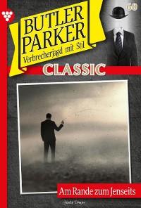 Cover Butler Parker Classic 60 – Kriminalroman