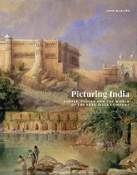 Cover Picturing India