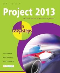 Cover Project 2013 in easy steps