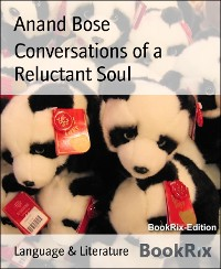 Cover Conversations of a Reluctant Soul