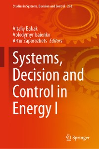 Cover Systems, Decision and Control in Energy I