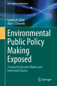 Cover Environmental Public Policy Making Exposed