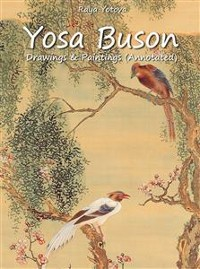 Cover Yosa Buson: Drawings & Paintings (Annotated)
