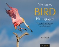 Cover Mastering Bird Photography