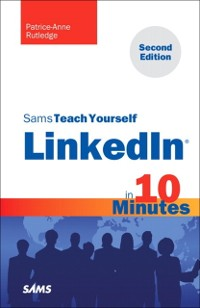 Cover Sams Teach Yourself LinkedIn in 10 Minutes