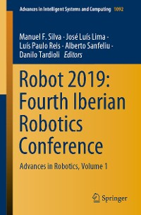 Cover Robot 2019: Fourth Iberian Robotics Conference