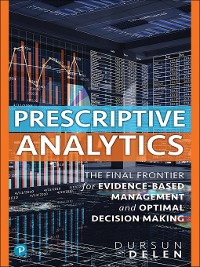 Cover Prescriptive Analytics